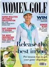 Women and Golf - Mar/ Apr 2016