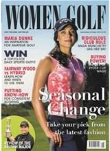 Women and Golf - Sept/ Oct 2016